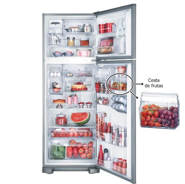 Prateleira Cesta De Frutas Delicadas Electrolux 70294705 Df47