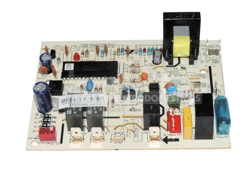 Placa Eletrônica Principal Ar Condicionado Split Pi18F