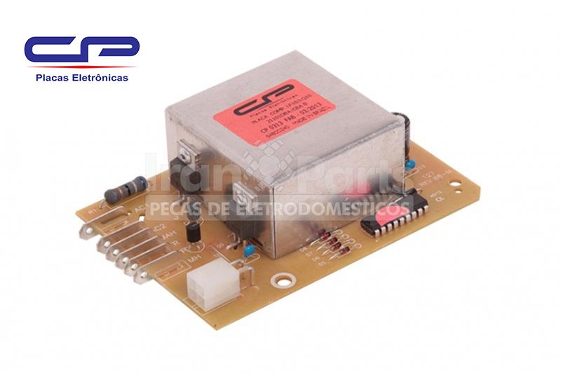 Placa Eletrônica Lavadora Electrolux Lf80
