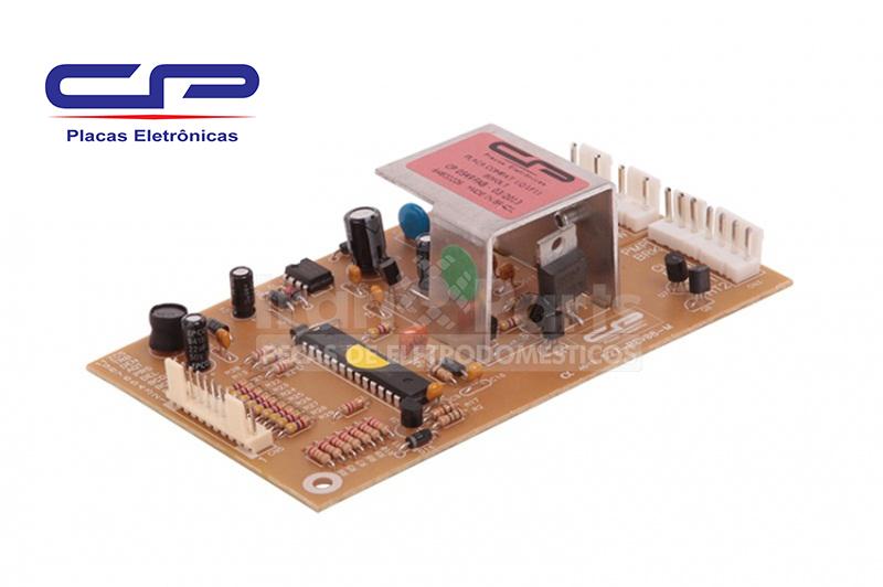 Placa Electrônica Lavadora Electrolux Cp Lq10