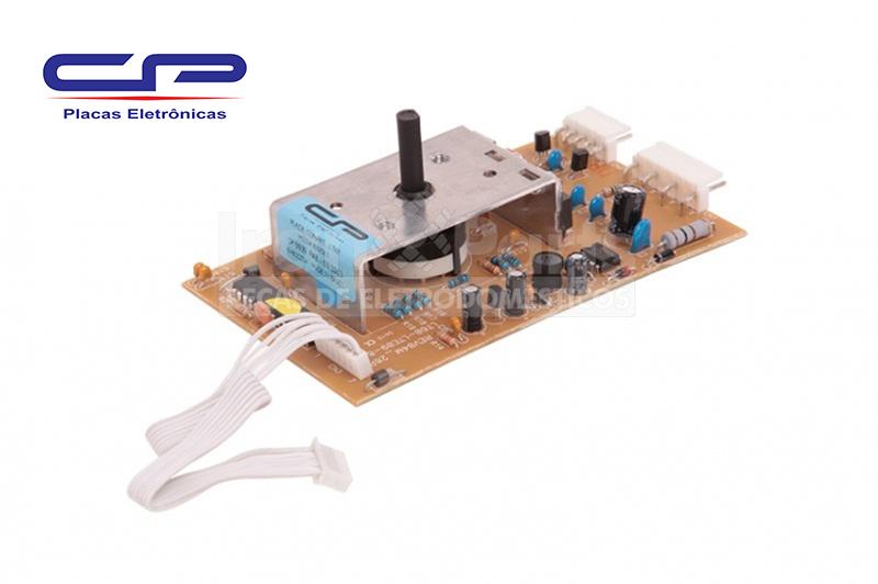 Placa Potência Cp Bivolt Lavadora Electrolux Lt60 64800254