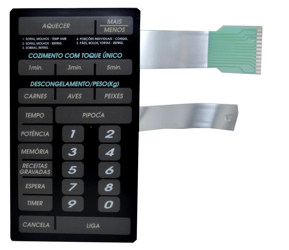 Membrana Compatível Microondas Consul Mu40 Mw5600T