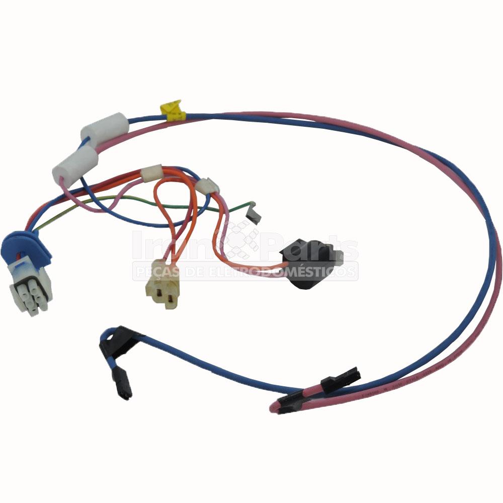 Bimetal C/ Rede Elétrica Refrigerador Side By Side 200D2539G017
