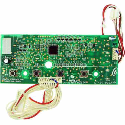 Placa Interface Lavadora Brastemp Bwb08A - W10315806
