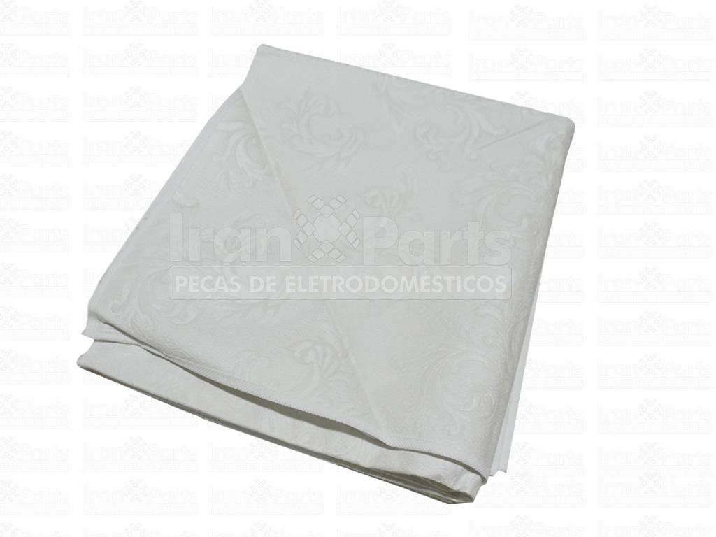 Capa Branca Da Lava E Seca Lg 10,5 Á 11 Kg