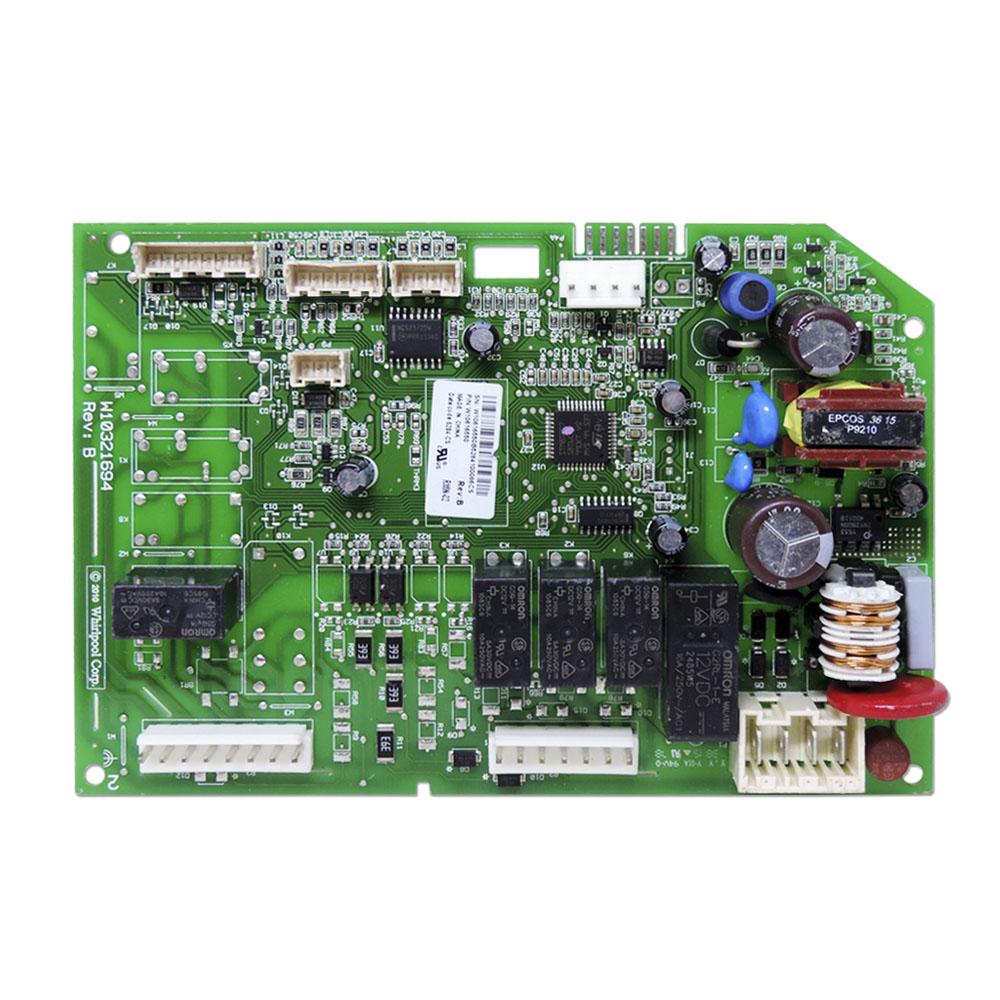 Placa Eletronica Compativel Refrigerador Brastemp Brv80