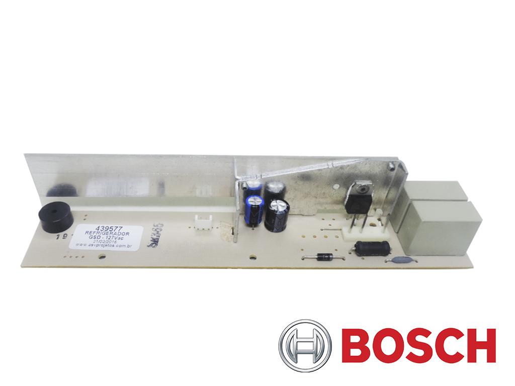 Placa 127V Do Freezer Vertical Bosch Gsd 439577