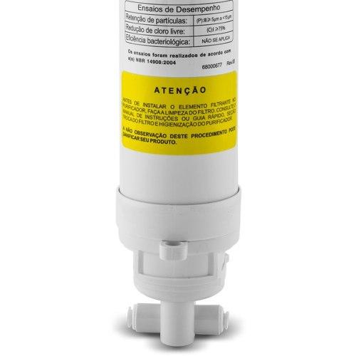Refil Filtro Purificador De Água Electrolux Pe10B Pe10X