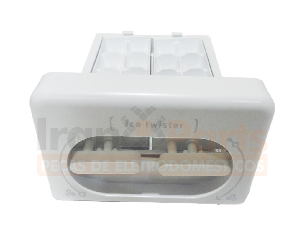 Forma De Gelo Twister Electrolux Dc49X Df46 Df49X Df50 Dfn49 Dfw52 Dw50X