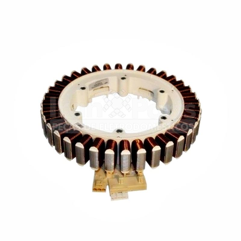 Estator Motor Lave E Seca Electrolux Lse09 Lse11 Lse12 Lsi09