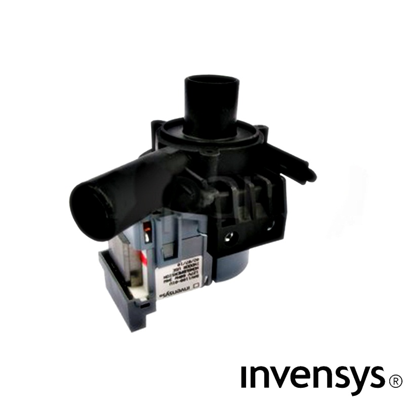 Eletrobomba Lavadora Presa No Gabinete 127V Invensys 65250573