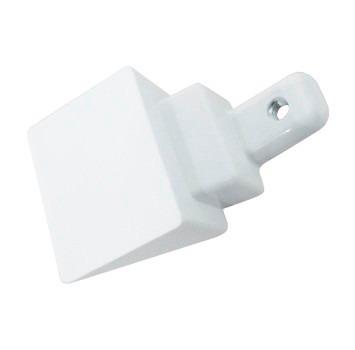 Suporte Branco Puxador Refrigerador Electrolux Df52 Dfw52