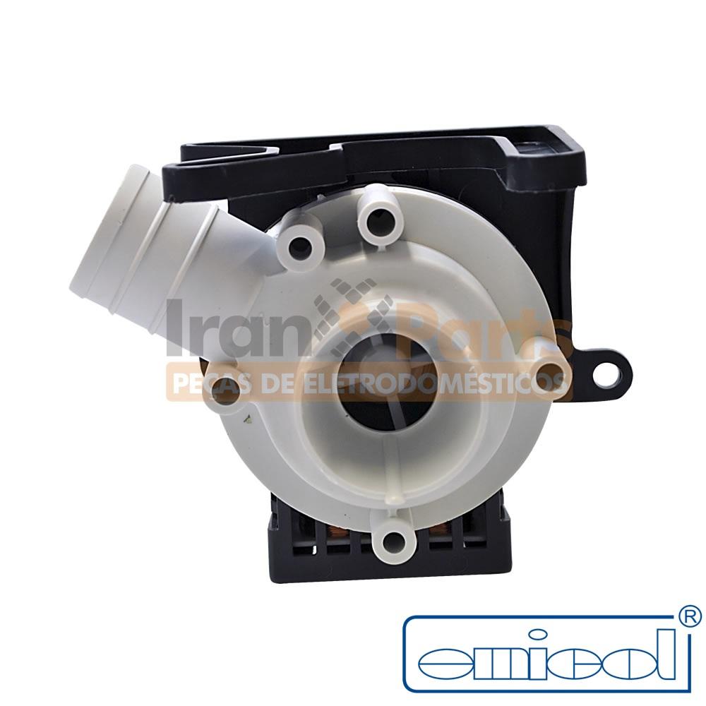 Eletrobomba Lavadora Electrolux 220V Emicol 322093