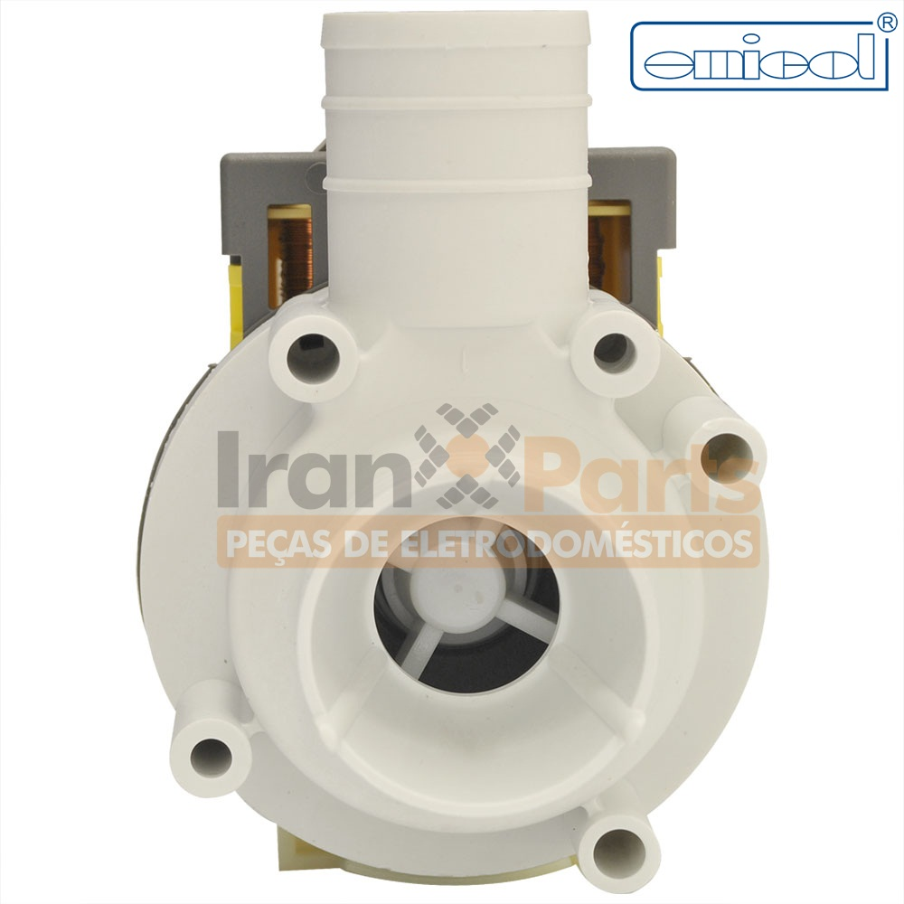 Eletrobomba Lavadora Electrolux Bocal 40Mm 127V Emicol 322069