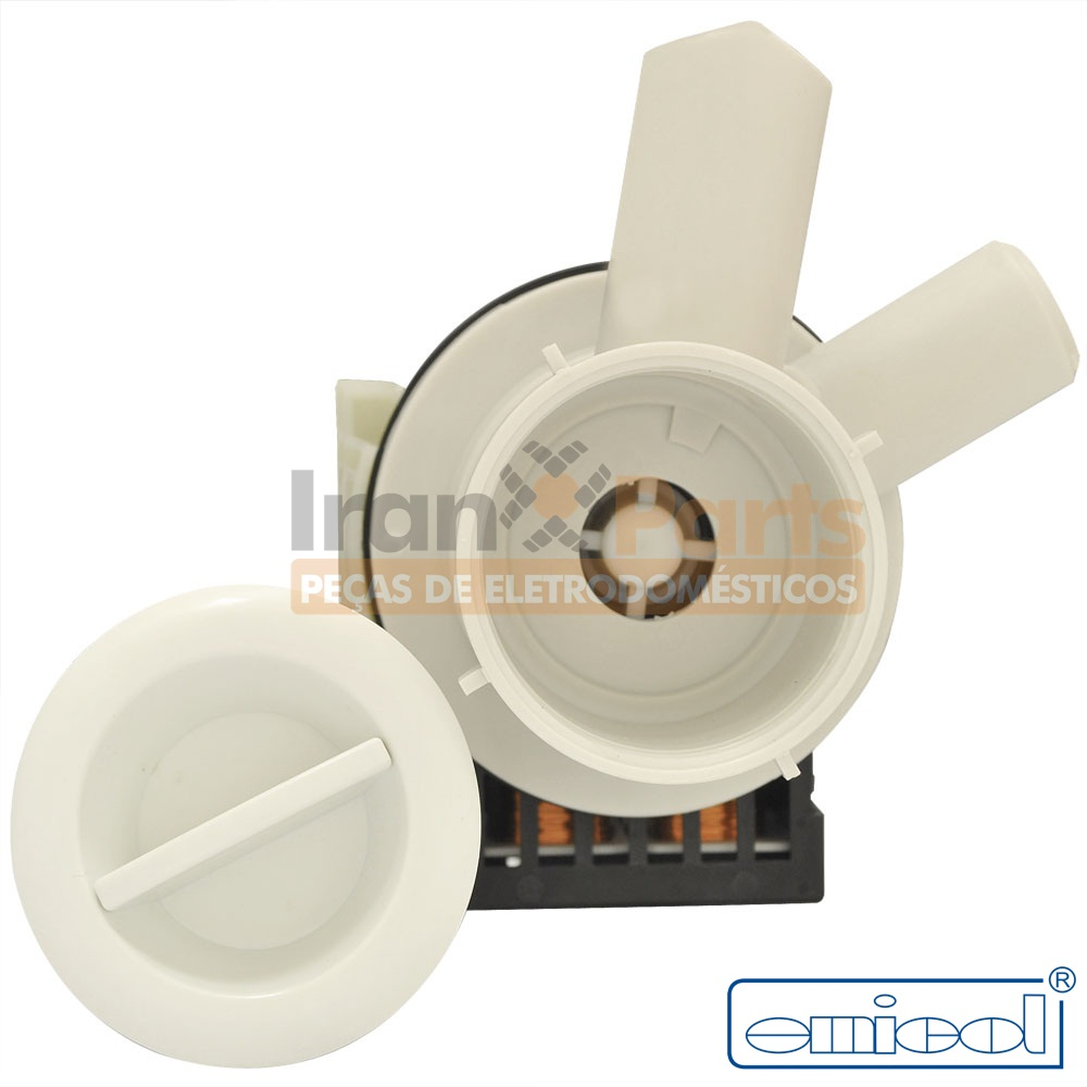 Eletrobomba Lavadora Continental Bosch 220V Emicol 322035