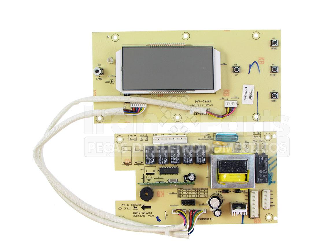 Placa Eletrônica 127V Lava Louças Brastemp Ble12