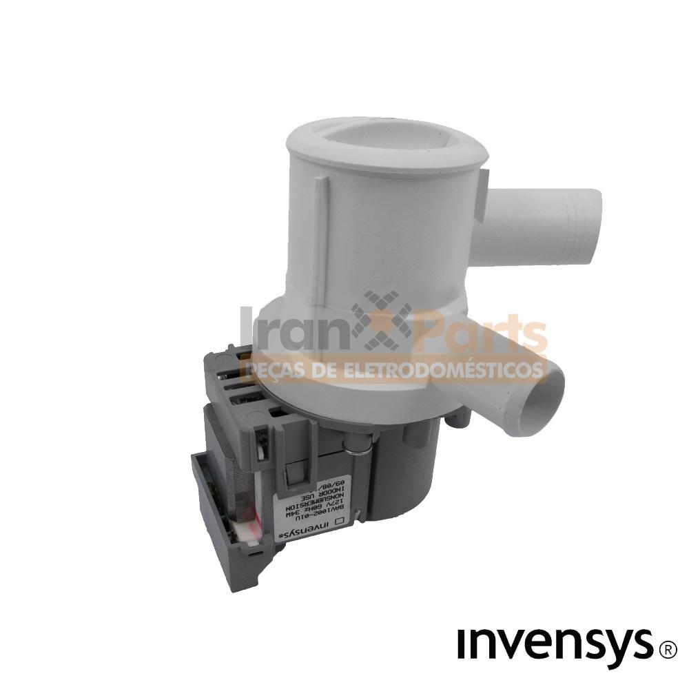 Eletrobomba Lavadora Continental Bosch 220V Invensys 65251766
