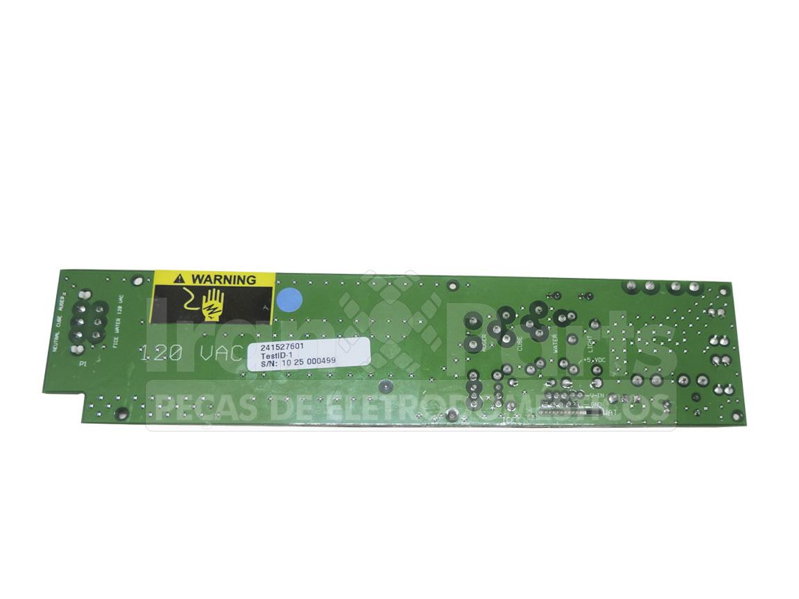 Placa De Potência Refrigerador Side By Side Electrolux 41527601