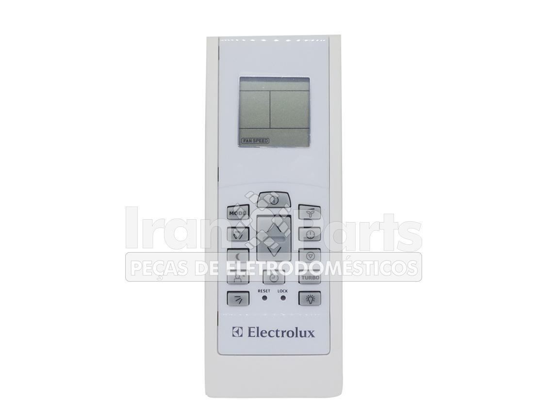 Controle  Ar Condicionado Split Electrolux Pi Original 550A1839
