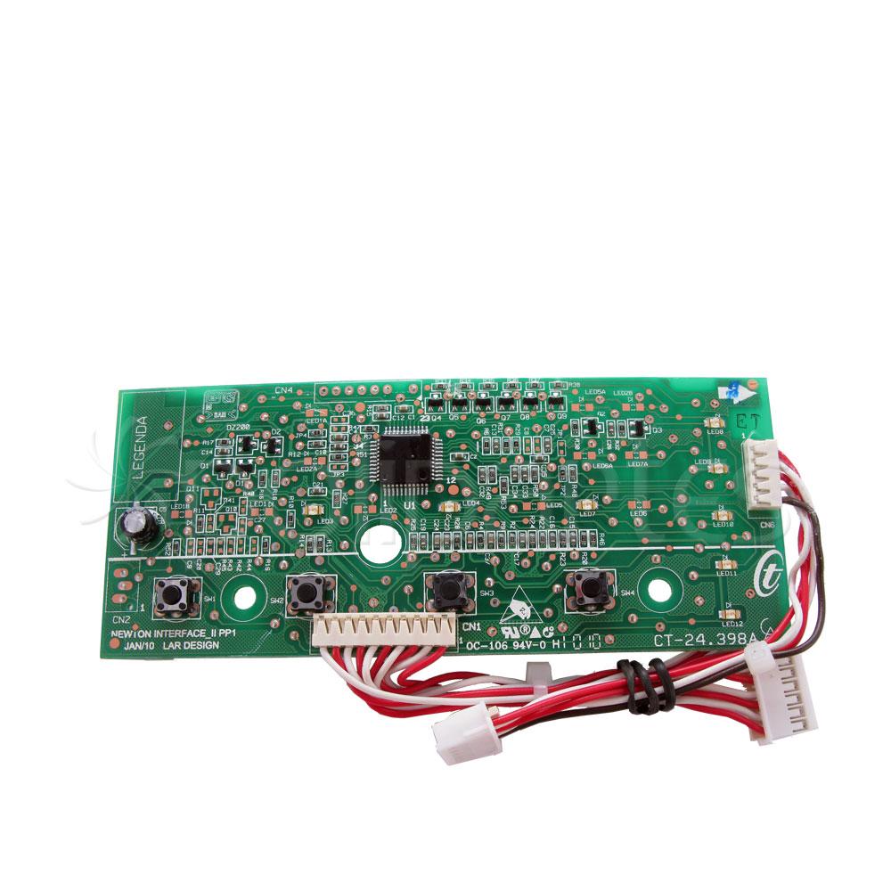 Placa Eletrônica Interface Lavadora Consul W10344774