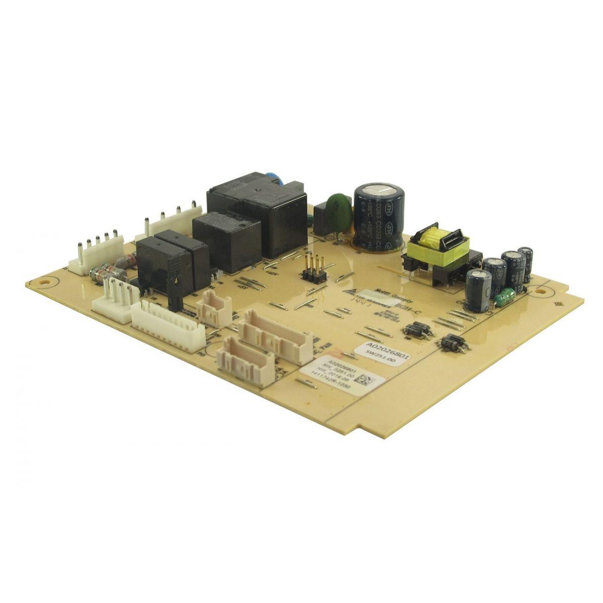Placa De Potência Refrigerador Electrolux Di80X 64501726