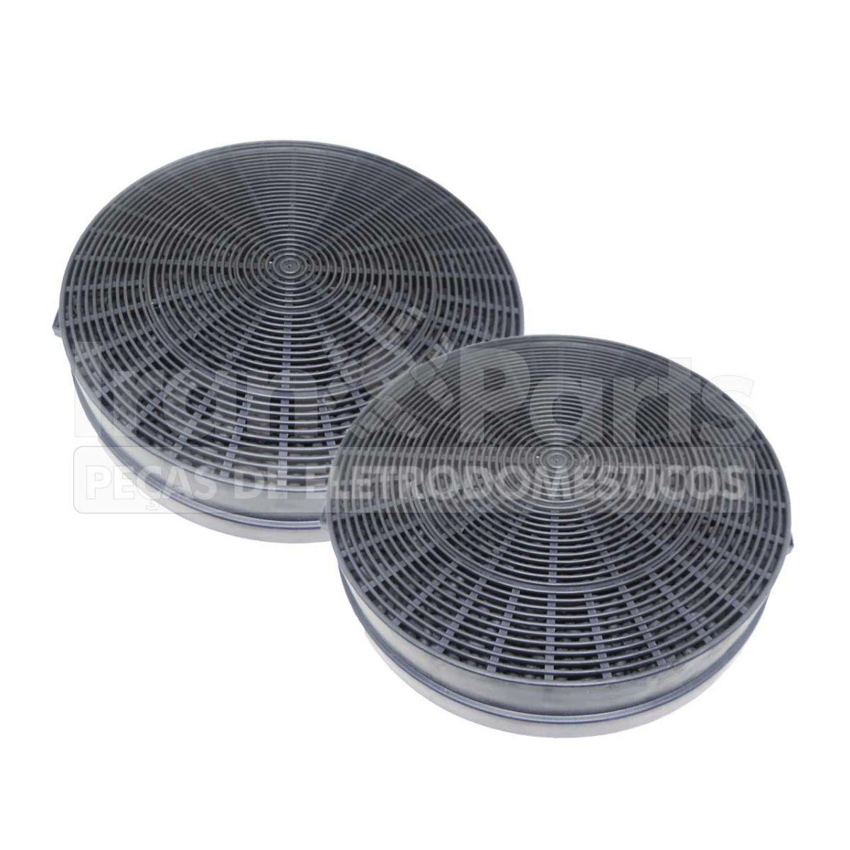 Filtro De Carvão Ativado Para Coifa E Depurador Ge 353121