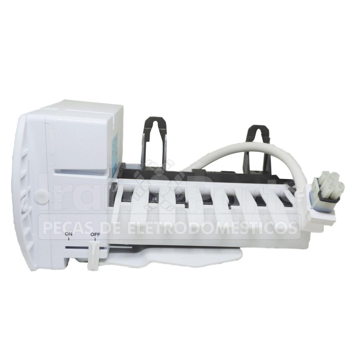 Ice Maker Fabricador De Gelo Side By Side Wiwr197D7636G002