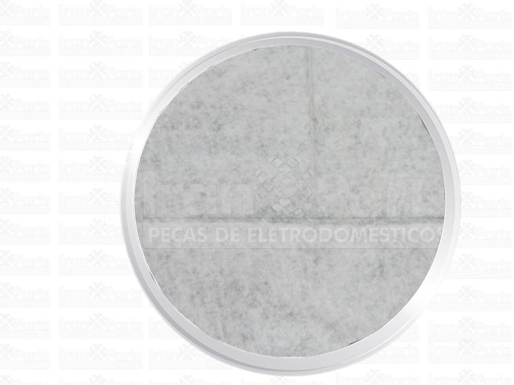 Capa Branca Para Lavadora Samsung 8.5Kg Wf8854