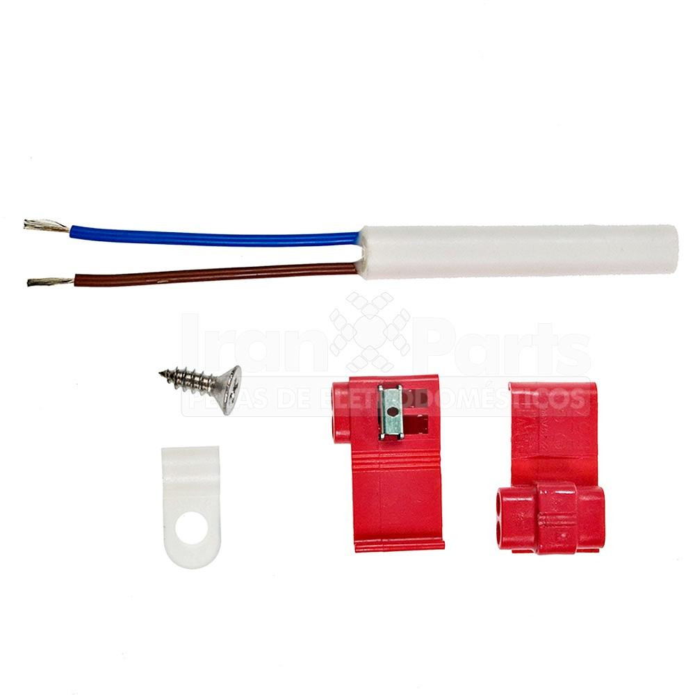 Sensor De Temperatura Refrigerador Brastemp E Consul Original