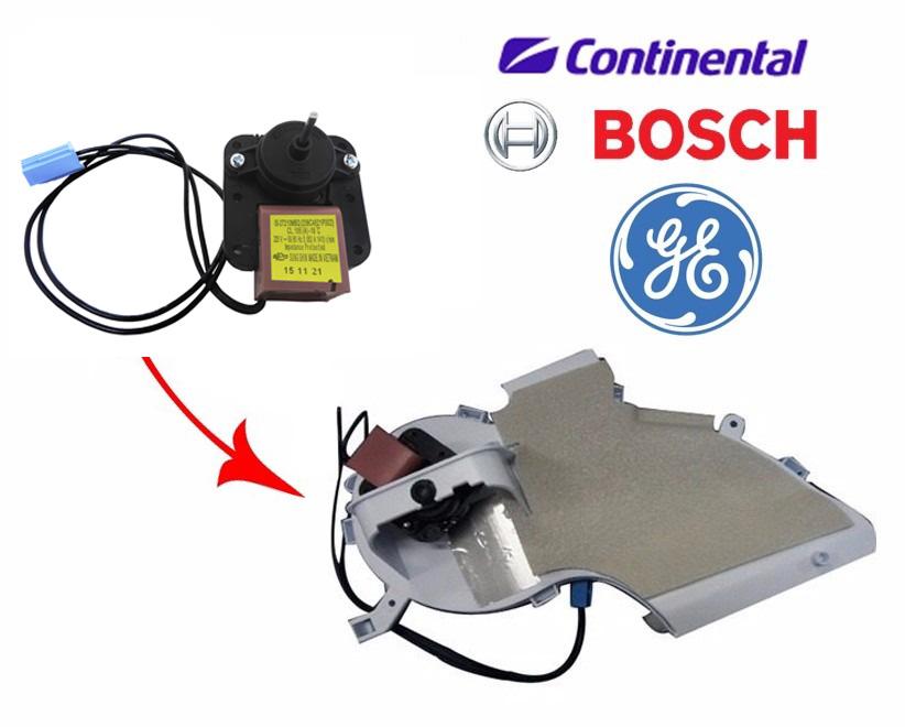Motor Ventilador Refrigerador 220V 710611