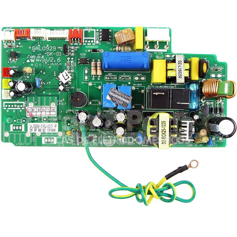 Placa Controle 9K Ar Condicionado Split W10325574