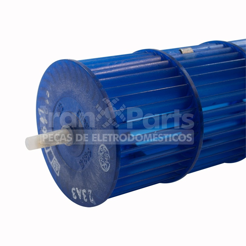 Turbina Radial Ar Condicionado Split Brastemp Consul Bbf22 Cbu22