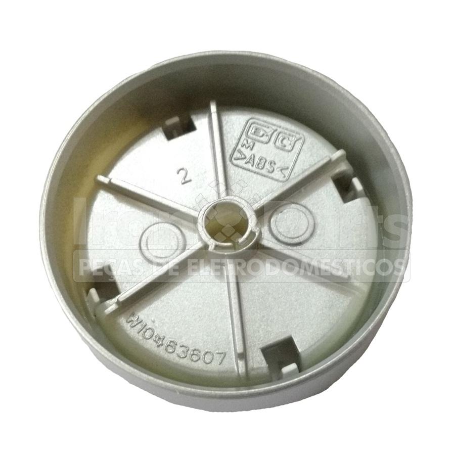 Botão Lavadora Brastemp Original Bwu11 Bwg11