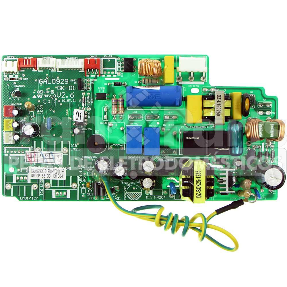 Placa Eletronica Ar Split Brastemp Bbj12  Bbu09 Bbu12
