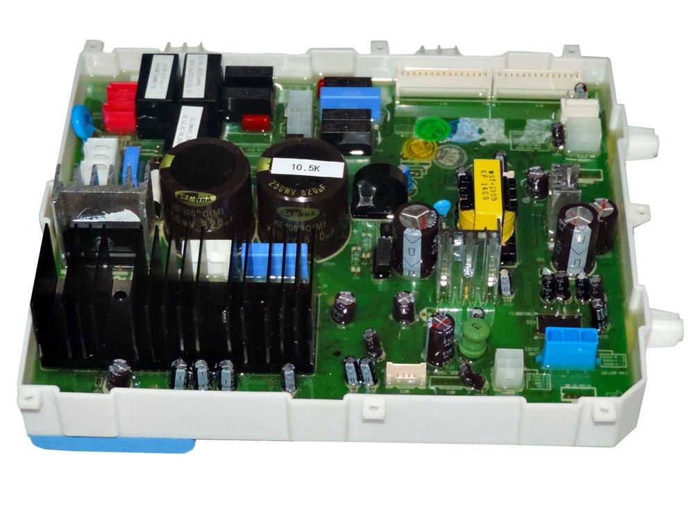 Placa De Potência 127V Lava E Seca Electrolux  Lsi11