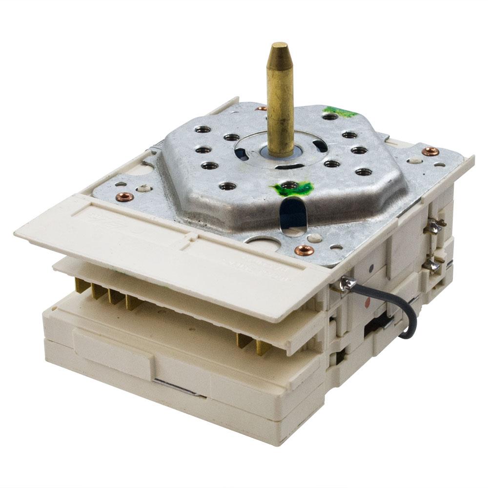 Timer Eletromecânico 127V Secadora Brastemp 326055177