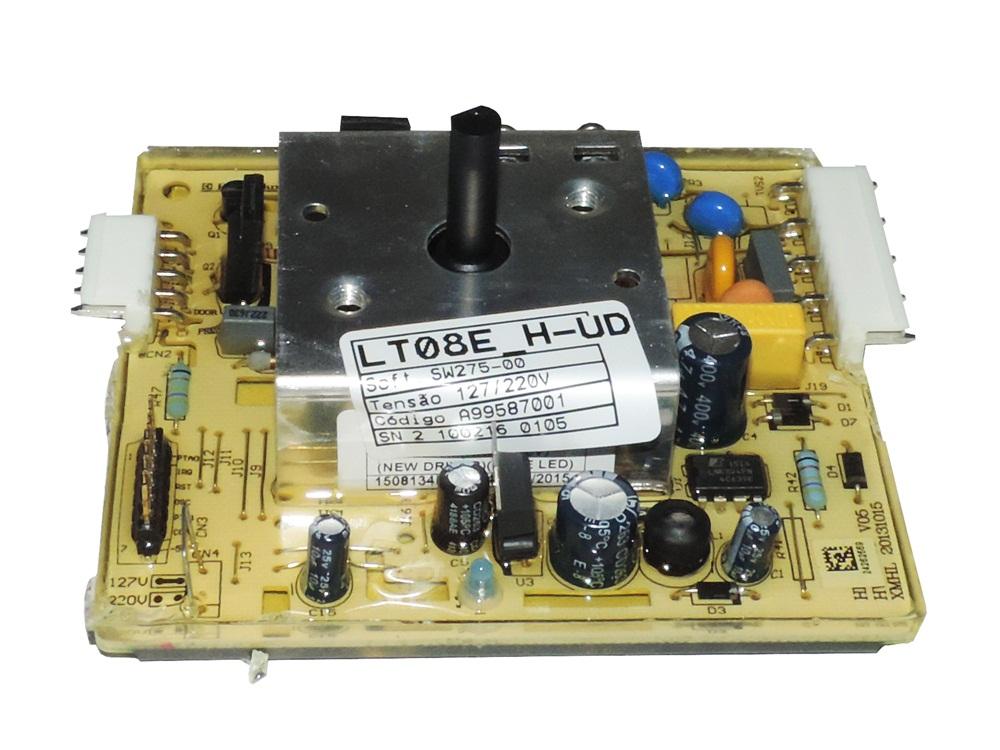 Placa De Potência Lavadora De Roupas Electrolux Original A99587001