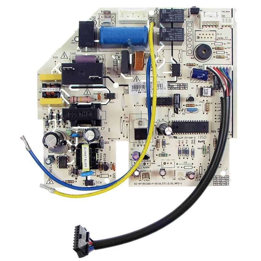 Placa De Controle Ar Condicionado Split Electrolux Pi12R