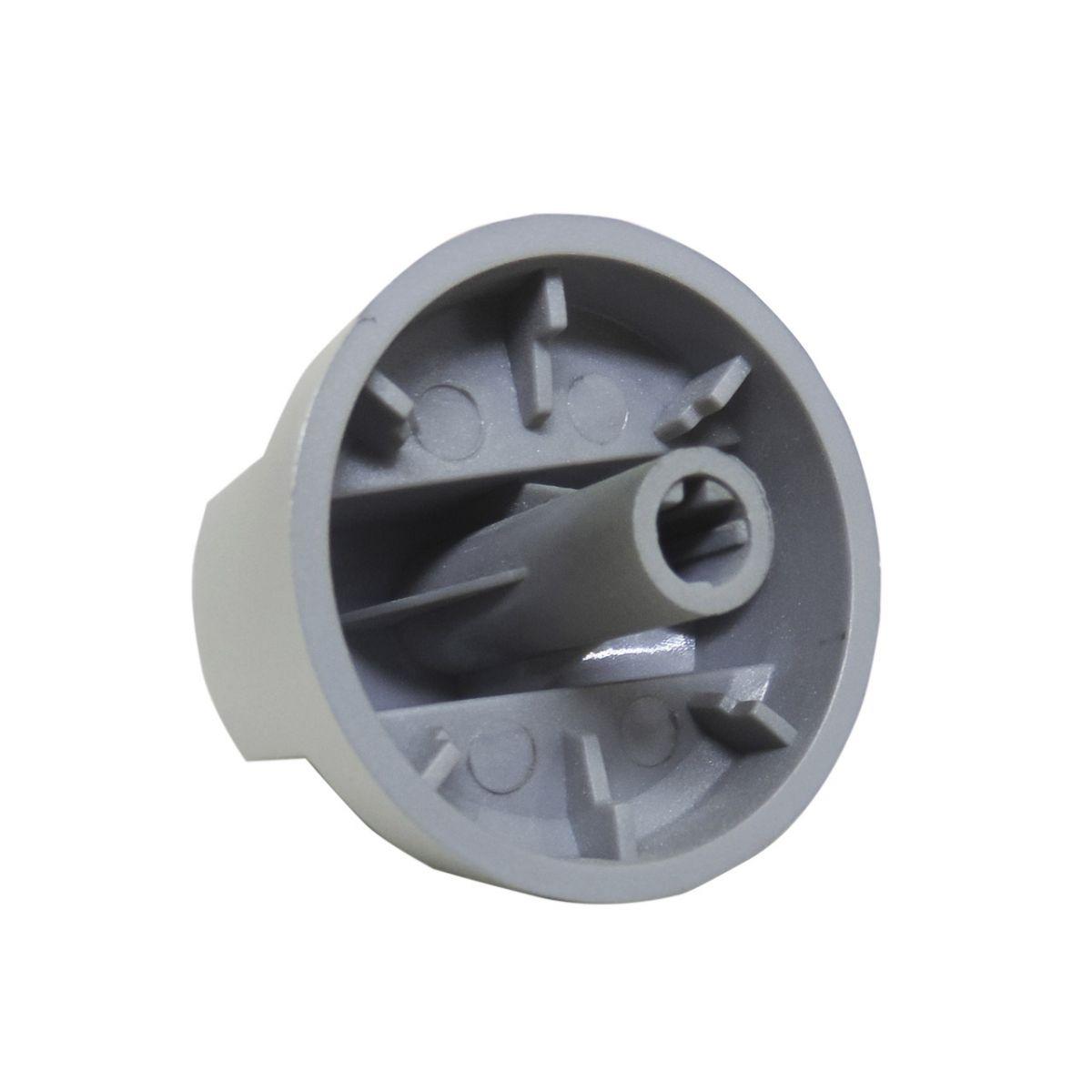Botão Inox Forno Elétrico Electrolux Fb54X