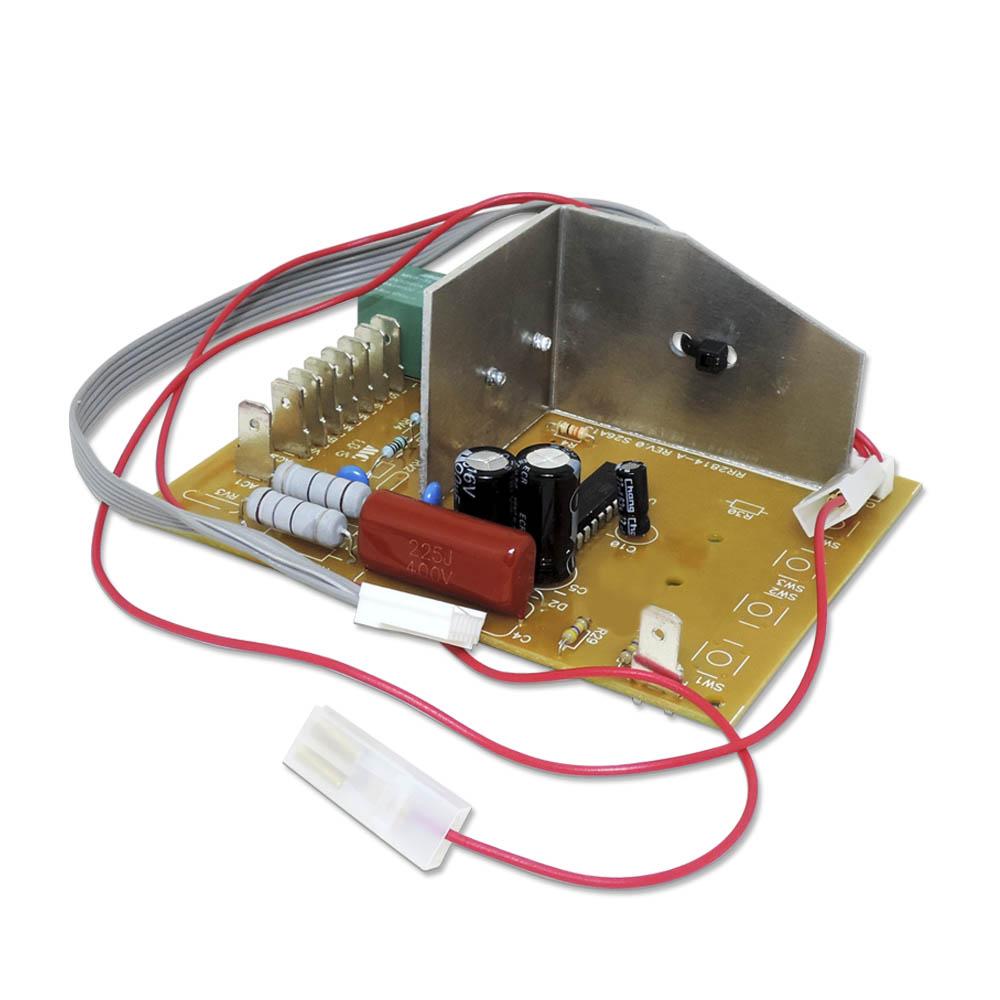 Placa Eletrônica Potência 220V Lavadora Mabe 189D5001G012