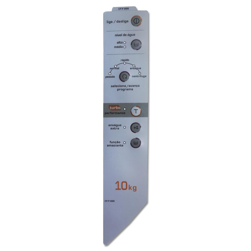 Membrana Compatível Lavadora Brastemp Bwc10A Clean