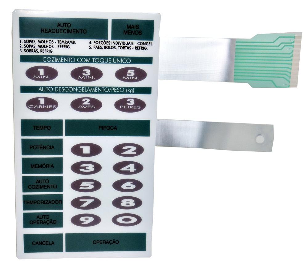 Membrana Compatível Forno Microondas Consul Mu30 Mu30G1