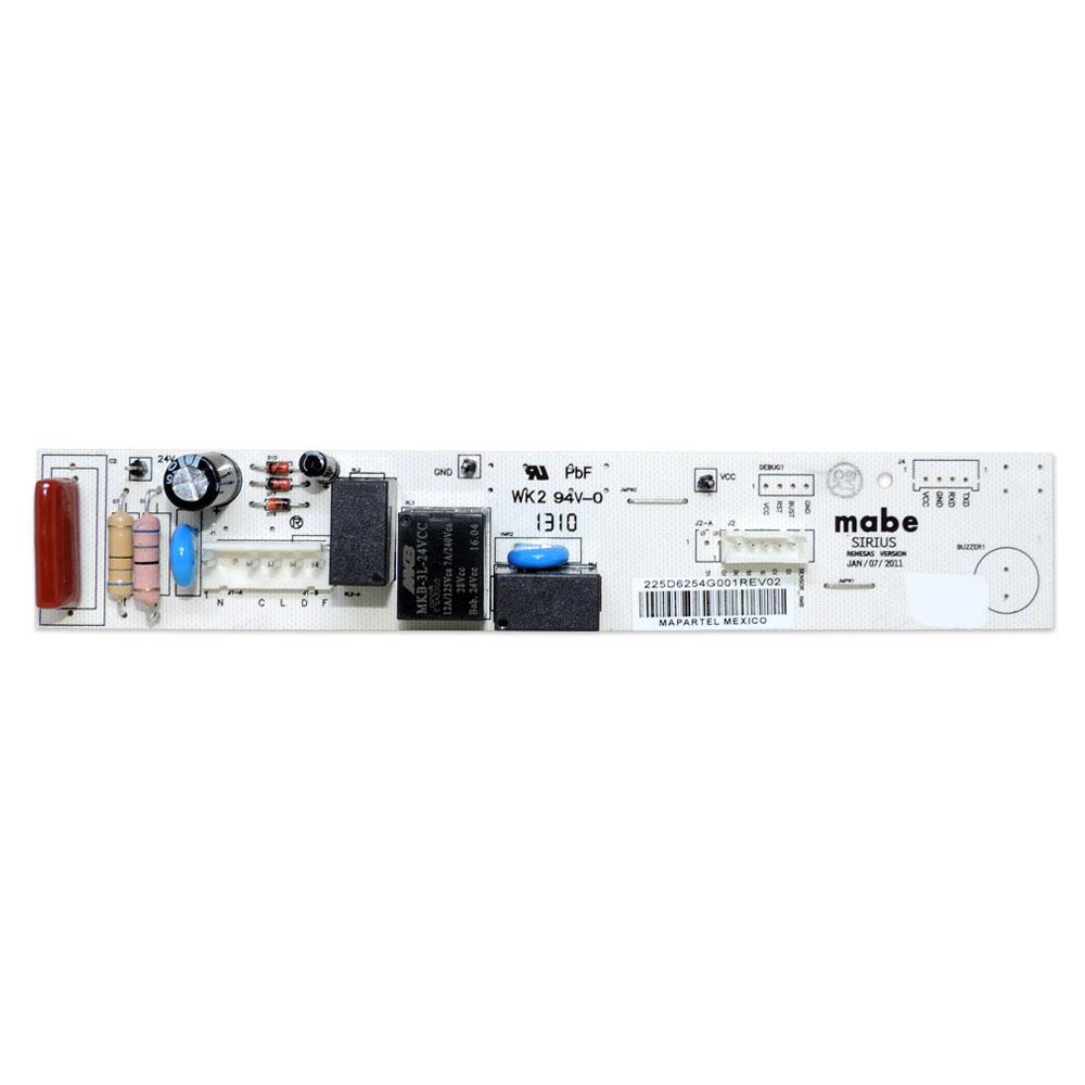 Placa 220V Refrigerador Ge & Continental RFN711634, 225D6254G002