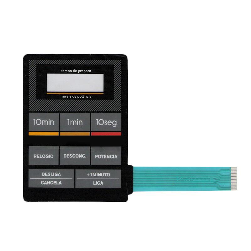Membrana Forno Microondas Sharp Mw520 Prt
