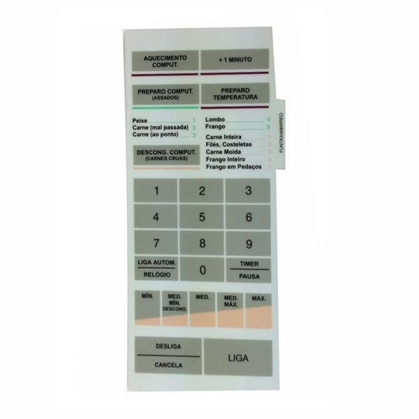 Membrana Forno Microondas Sharp Mw630 Brc