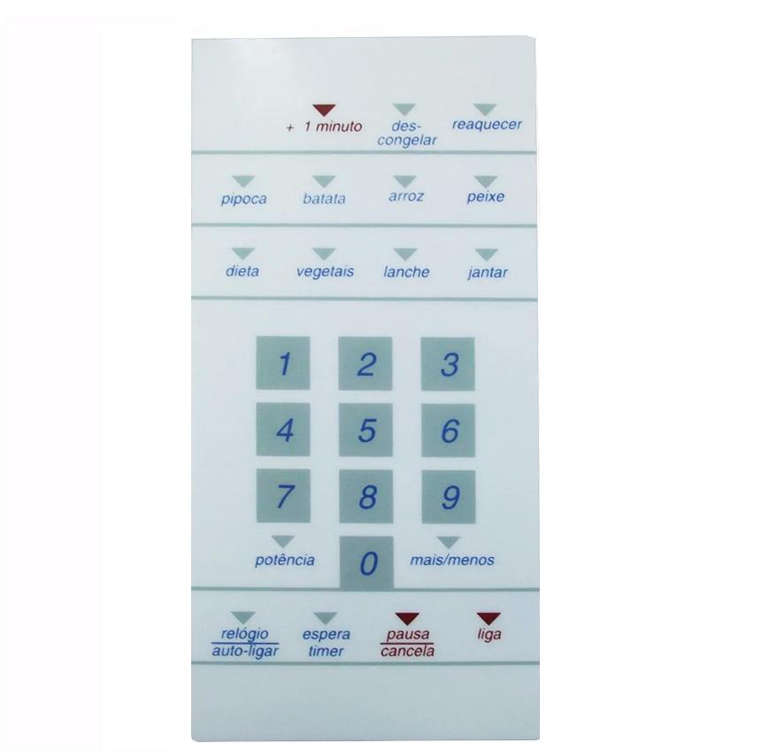Membrana Forno Microondas Samsung Mw8700 Mw8750