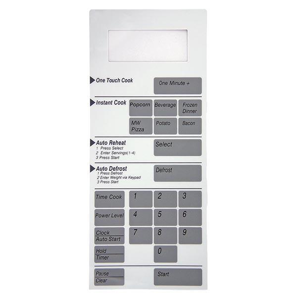 Membrana Forno Microondas Samsung Mw5430 W