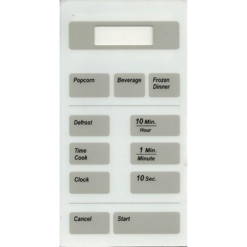 Membrana Forno Microondas Samsung Mw3560W