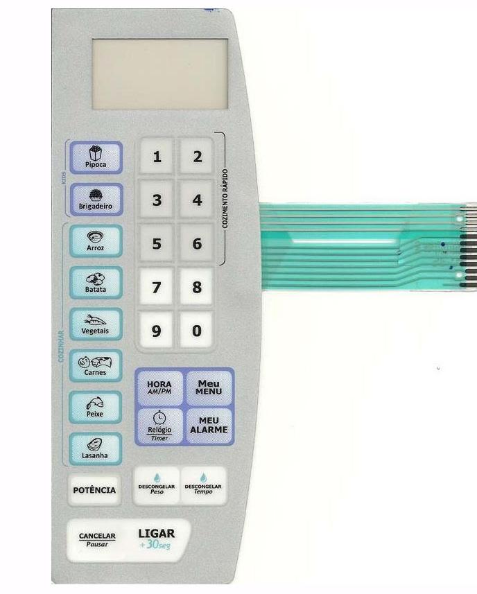 Membrana Forno Microondas Philco Pms35