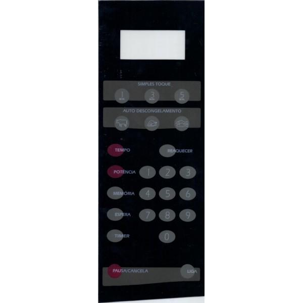 Membrana Forno Microondas Bmp 40 Esb Preta
